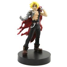 "Edward Elric - Fullmetal Alchemist 7"" Action Figure"