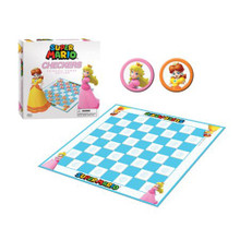 Super Mario Checkers: Princess Power Edition (USAopoly) CK005-440