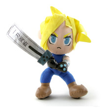 "Cloud Strife - Final Fantasy 12"" Plush"
