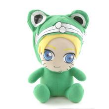 """Naruto Uzumaki Frog Hood - Naruto 10"""" Plush"""