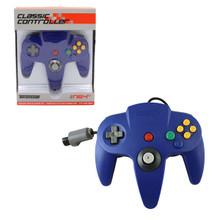 Nintendo 64 Analog Controller Pad OG - Blue (Teknogame)