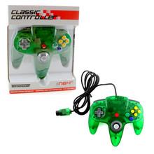Nintendo 64 Analog Controller Pad OG - Clear Green (Teknogame)