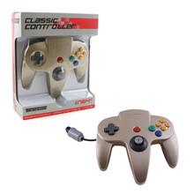 Nintendo 64 Analog Controller Pad OG - Gold (Teknogame)