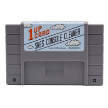 SNES Console Cleaner (1 Up Card)