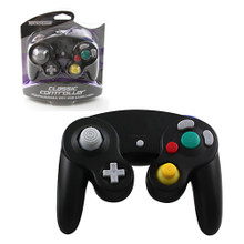 Gamecube Rumble Analog Controller Pad - Black (Teknogame)