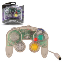 GameCube Rumble Analog Controller Pad - Clear (Teknogame)