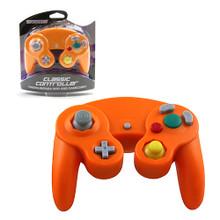Gamecube Rumble Analog Controller Pad - Orange (Teknogame)