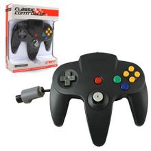 Nintendo 64 Analog Controller Pad OG - Black (Teknogame)