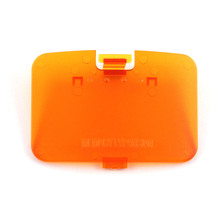 Nintendo 64 Console Memory Expansion Door Replacement - Orange (Hexir)