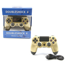 PS4 Wireless OG Controller Pad - Gold (Hexir)