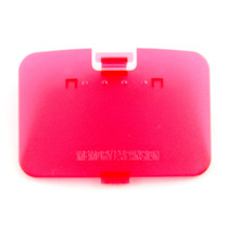Nintendo 64 Console Memory Expansion Door Replacement - Red (Hexir)