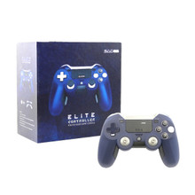 PS4 Elite Controller Pad - Blue (Sades)