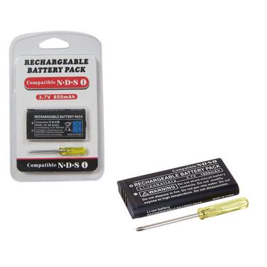 DSi Rechargeable Li-ion Battery Pak 2000 mAh 3.7V
