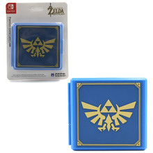 Switch Game Case 12 Slots - The Legend of Zelda (Hori)