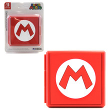 Switch Game Case 12 Slots - Mario (Hori)