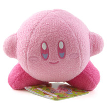 "Kirby - Kirby 25th Anniversary Small 6"" Plush (San-Ei) 1684"
