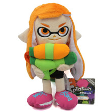"Inkling Girl - Splatoon 9"" Plush (Little Buddy) 1467"