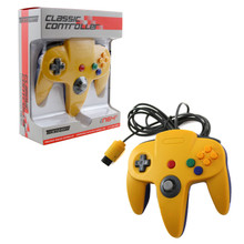 Nintendo 64 Analog Controller Pad OG - Yellow-Blue (Teknogame)