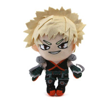 "Bakugo in Hero Costume - My Hero Academia 8"" Plush"
