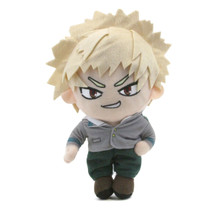 "Bakugo in School Uniform - My Hero Academia 8"" Plush"