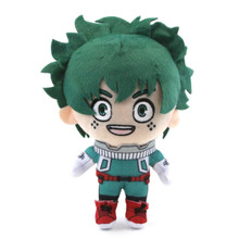 "Midoriya in Hero Costume - My Hero Academia 8"" Plush"
