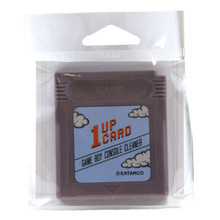 Game Boy Console Cleaner (1 Up Card)