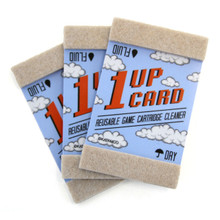 Universal Cartridge Cleaner (1 Up Card) - 3 Pack