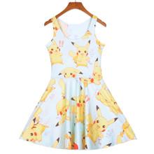 Pikachu - Medium Pokemon Dress