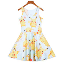 Pikachu - Large Pokemon Dress