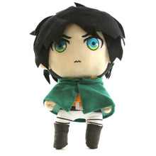 "Eren Jaeger - Attack on Titan 13"" Plush"