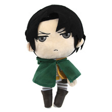 "Levi Ackerman - Attack on Titan 11"" Plush"