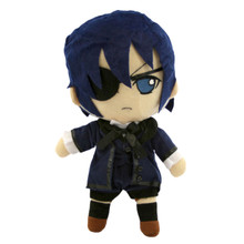 "Ciel Phantomhive - Black Butler 10"" Plush"