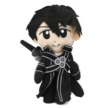 "Kirito - Sword Art Online 12"" Plush"