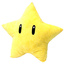 "Star - Super Mario 17"" Pillow"