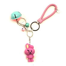 "Cooky - BTS BT21 3"" Keychain Charm"
