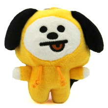 "Chimmy - BTS BT21 4"" Keychain Plush"