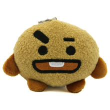 "Shooky - BTS BT21 3"" Keychain Plush"