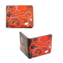 """Red Skull Hydra - Marvel 4x5"""" BiFold Wallet"""