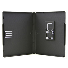 [50 Pcs.] PS Vita Retail Game Case Media Package - Black