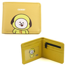 "Chimmy - BT21 4x5"" Wallet"