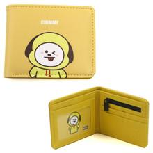 "Chimmy - BT21 4x5"" BiFold Wallet"