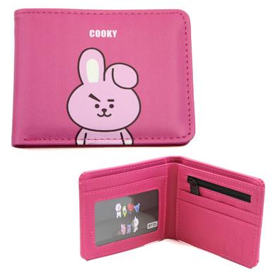 """Cooky - BT21 4x5"""" Wallet"""