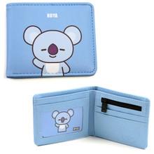 "Koya - BT21 4x5"" BiFold Wallet"
