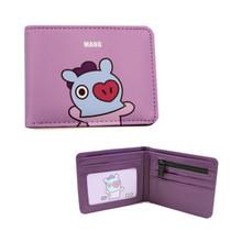 """Mang - BT21 4x5"""" BiFold Wallet"""