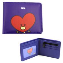 """Tata - BT21 4x5"""" BiFold Wallet"""
