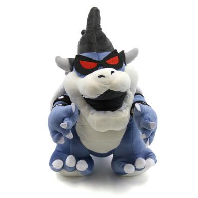 """Dark Bowser - Super Mario Bros 11"""" Plush"""