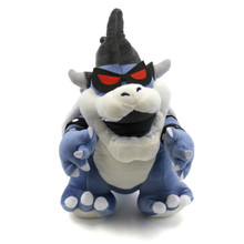 "Dark Bowser - Super Mario Bros 11"" Plush"