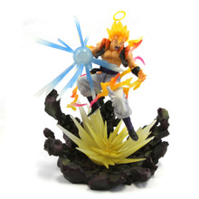 "Super Saiyan Gogeta - DragonBall Z 8"" Action Art Figure"