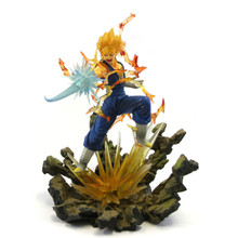 "Super Saiyan Vegito - DragonBall Z 8"" Action Art Figure"