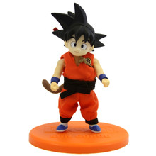 "Son Goku - DragonBall Z 4"" Action Art Figure"